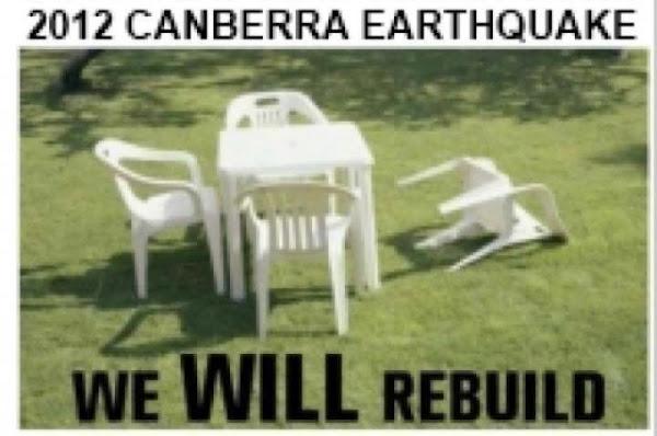 tamworth earthquake meme california - photo#32