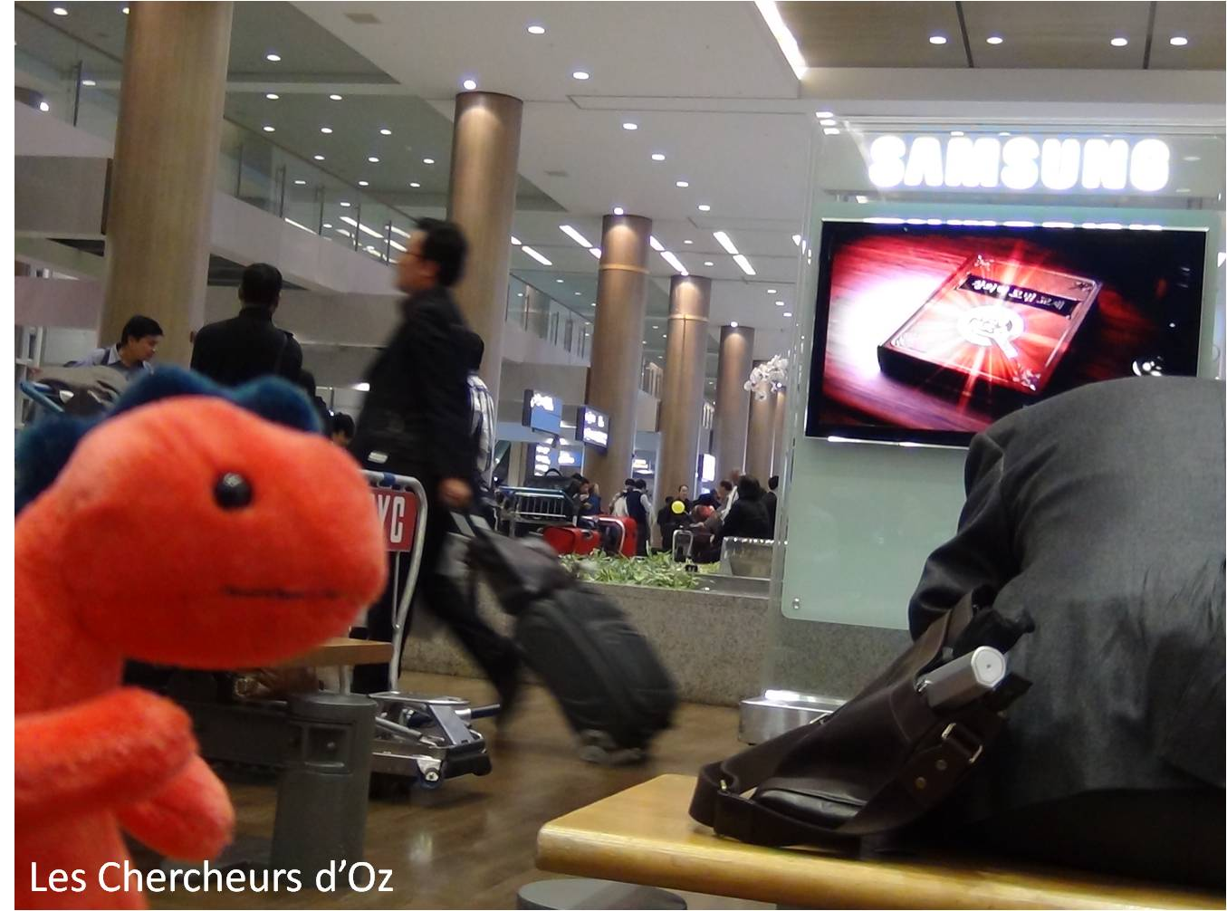 Incheon Int'l Airport