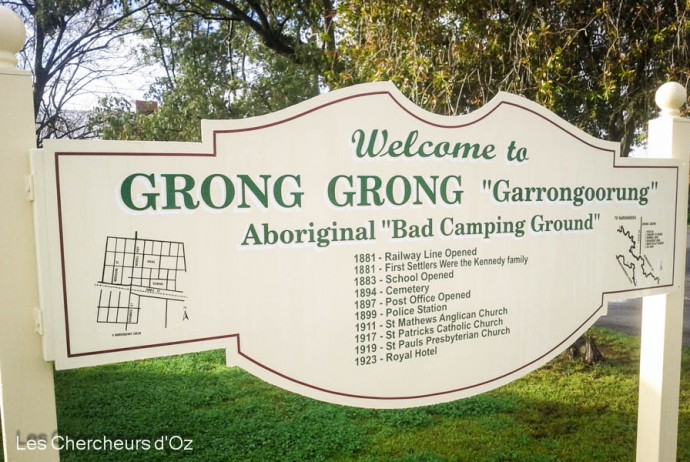 Grong Grong-001