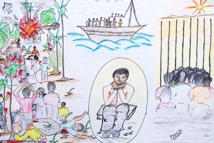 ranjini-drawing